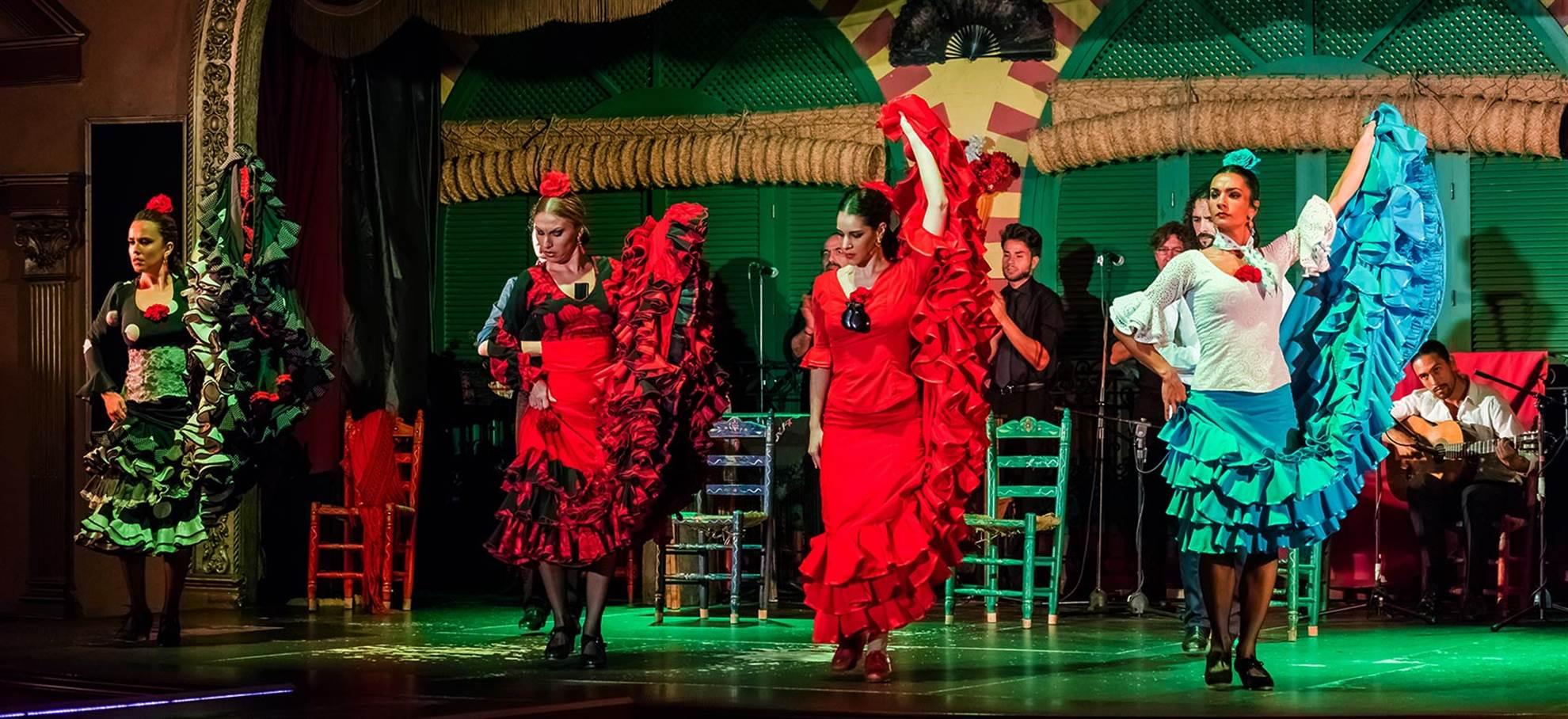 Flamenco Tablao Los Gallos