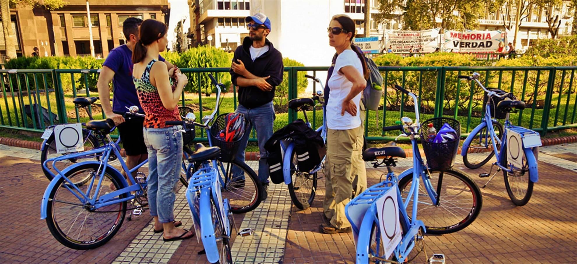 Tour de bicicleta – Destaques de Sevilha