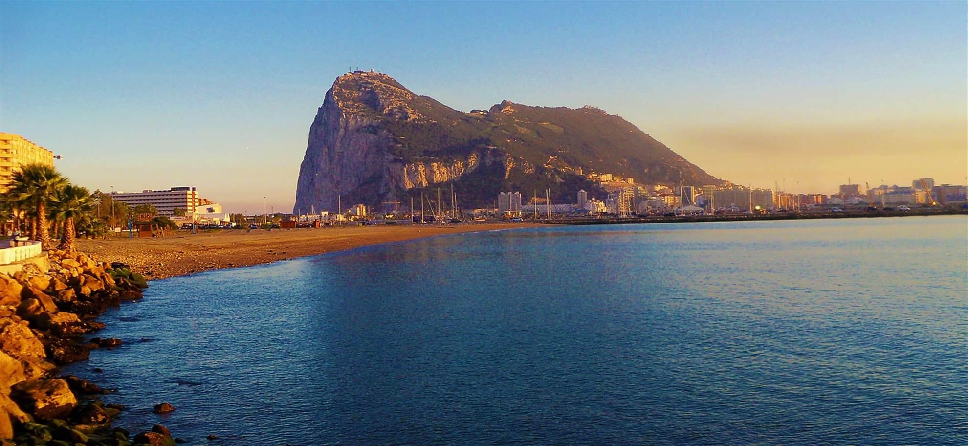 Gibraltar, bezienswaardigheden tour & winkelen(SVQGIBRL)