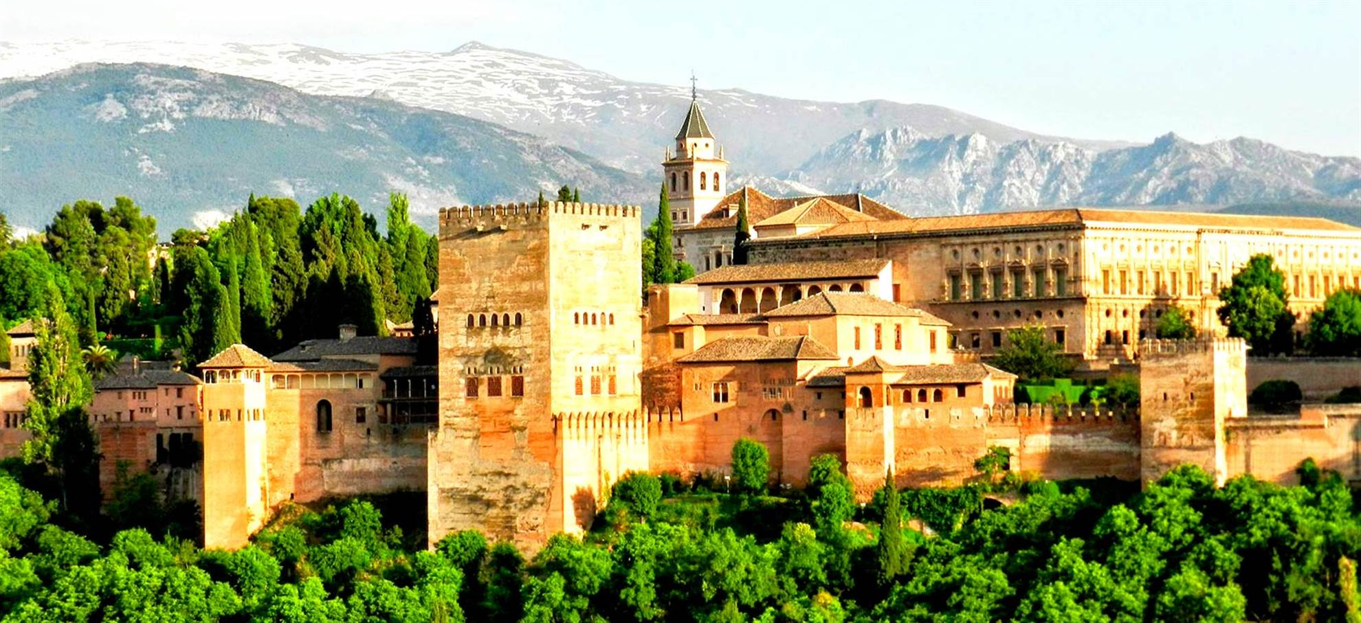 Granada von Sevilla – Ganztags
