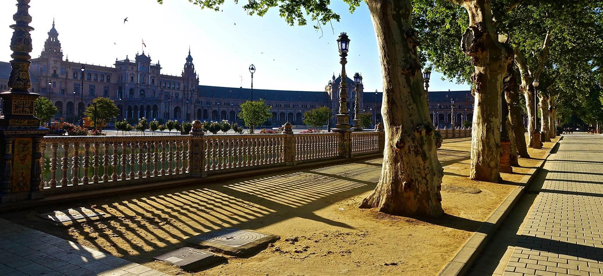 Route: Overzicht van het verleden van Sevilla (SVQPASTV)