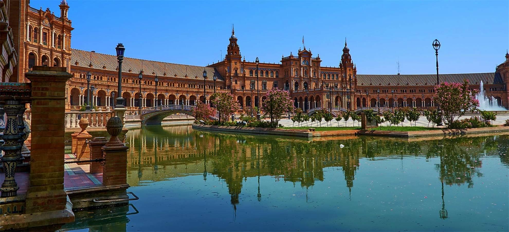 Sevilla Karte