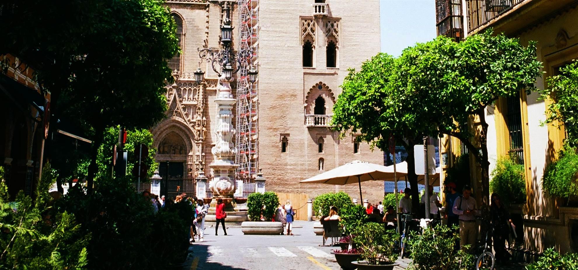 Sevilla Wandeltour (Nederlandstalige gids)