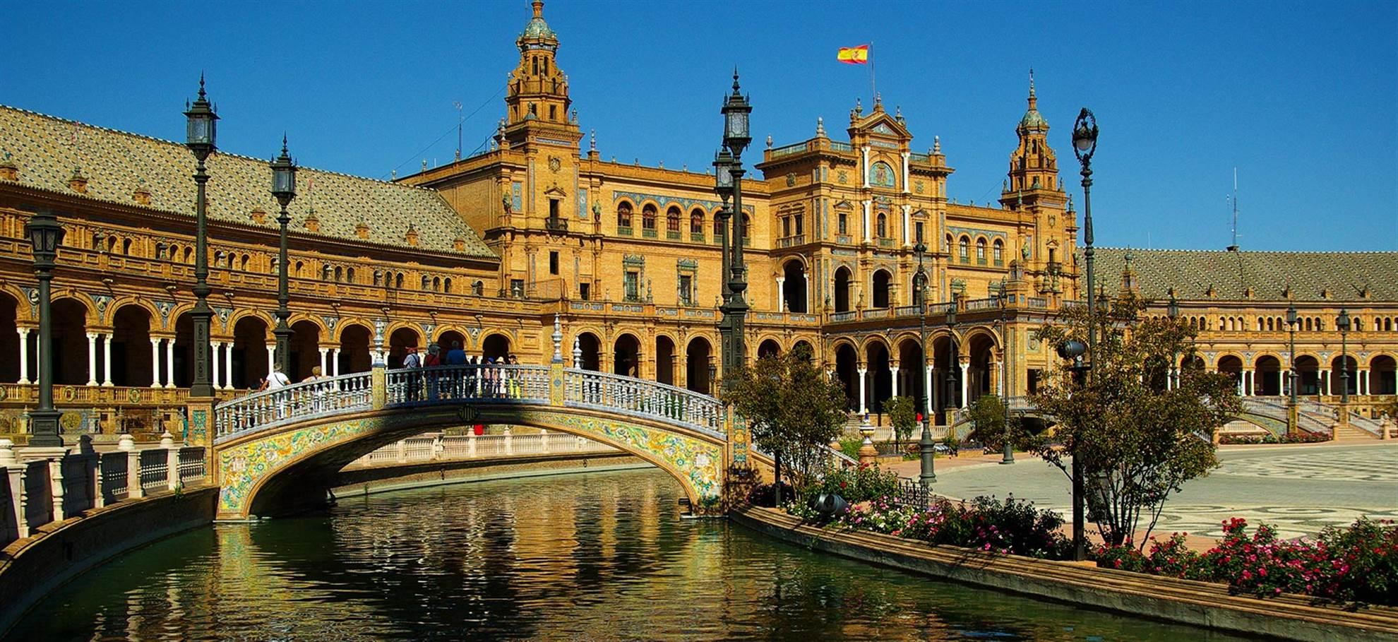 Stadtrundgang zu Sevillas Monumenten(SVQMONUM)
