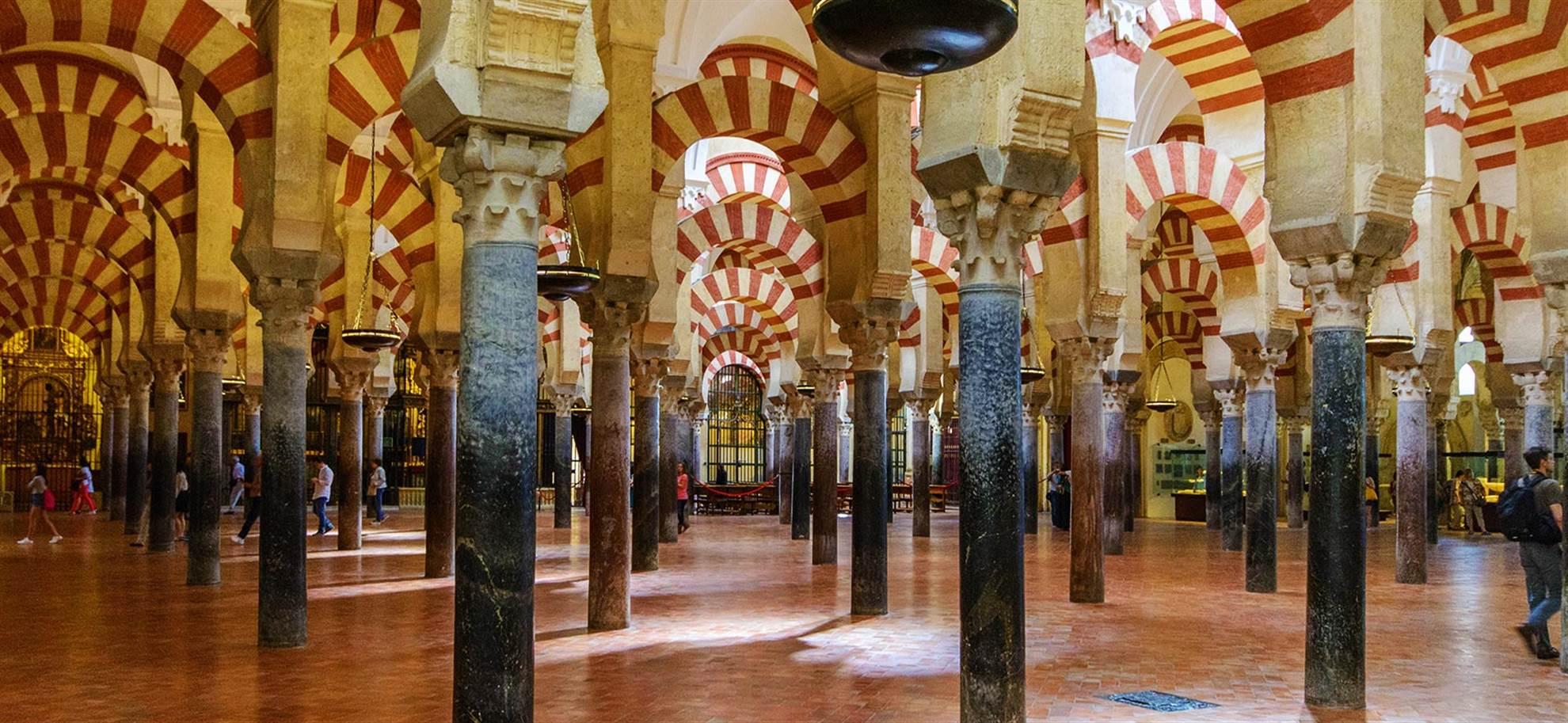 Cordoue au départ de Séville – Journée complète (SVQCORDO)