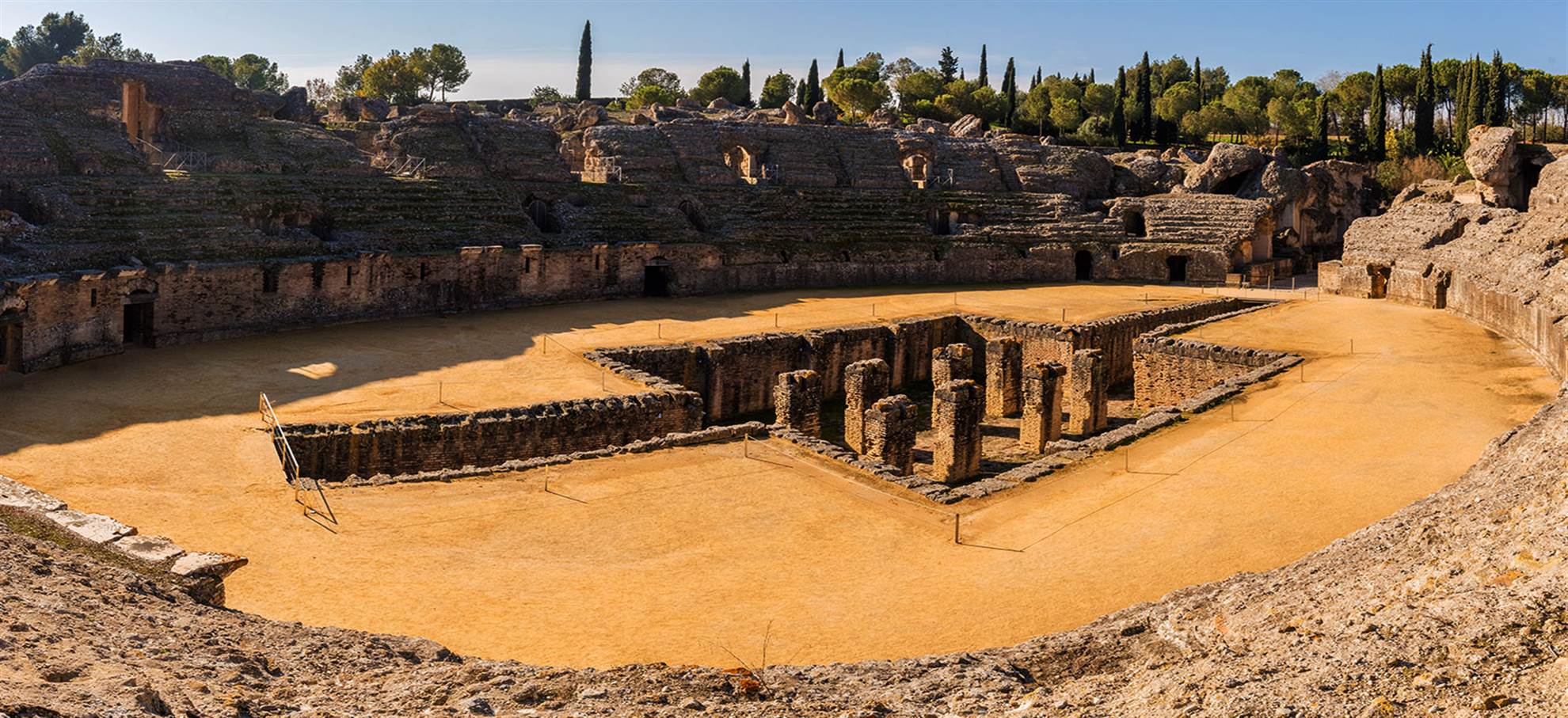 Italica, città romana (SVQITALI)