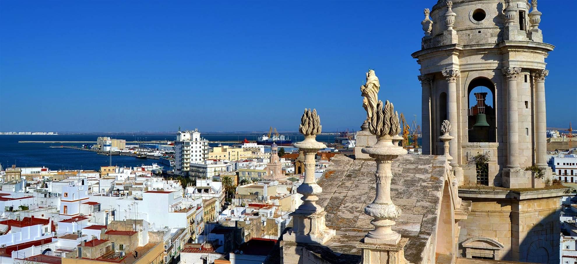 Jerez e Cádiz. Vino, cavalli e luce (SVQJECAD)