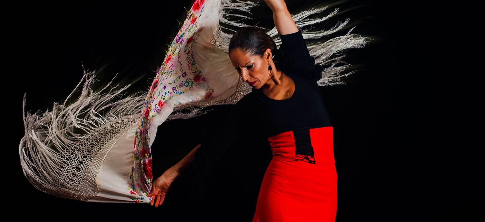 Pokaz Flamenco w Barrio Gótico