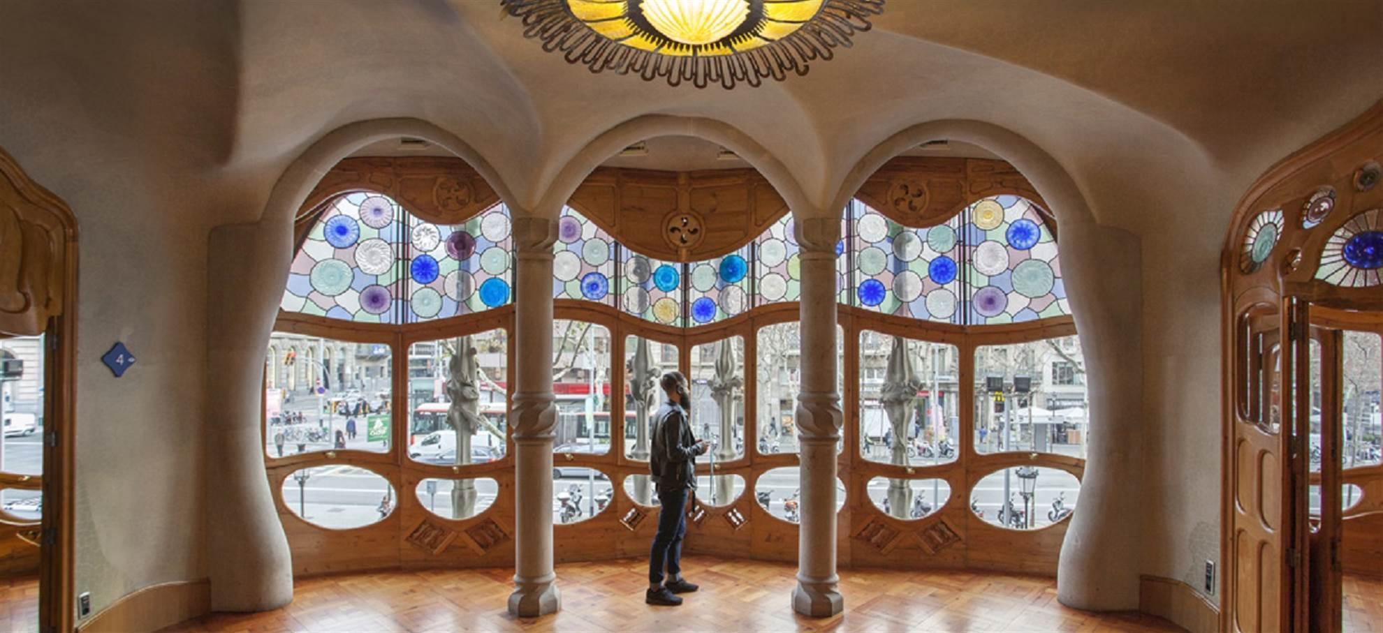 Casa Batlló - Sei der Erste!