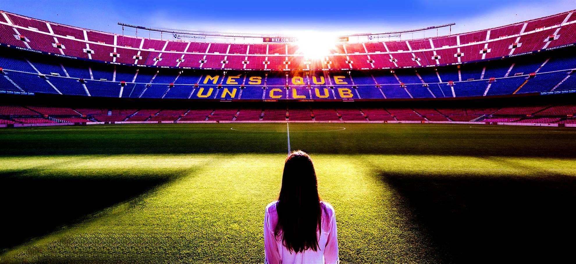 FC Barcelona Stadion Tour Plus