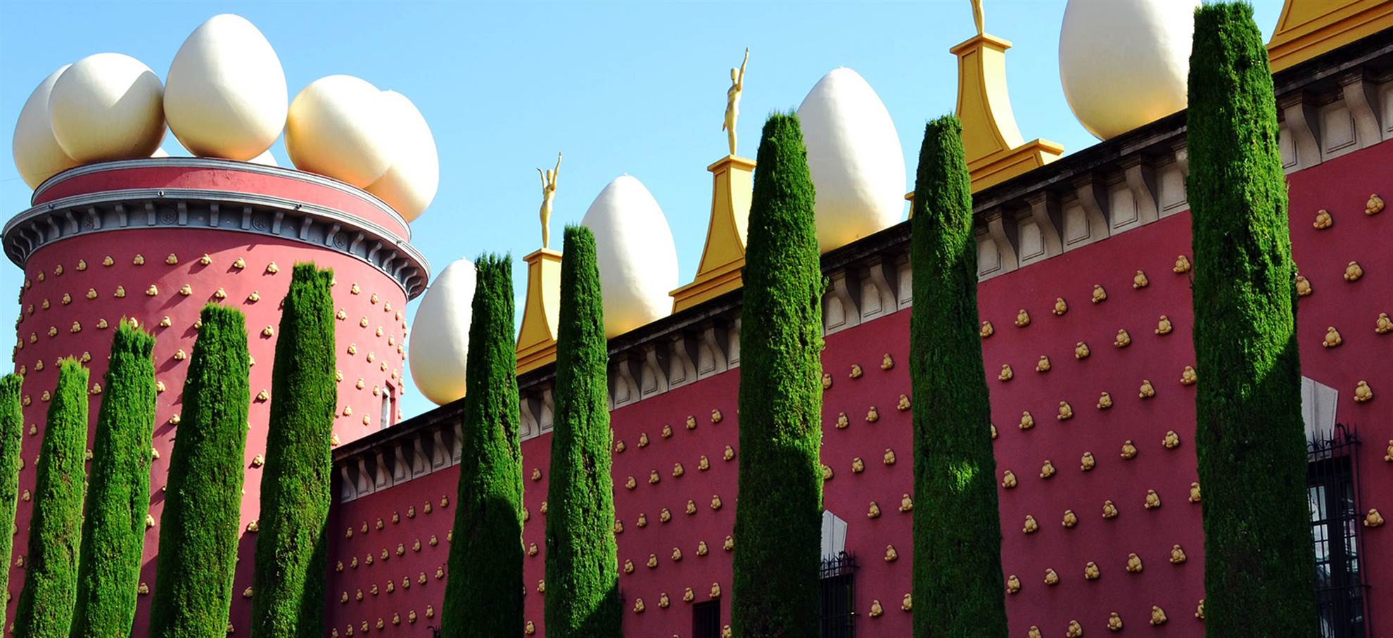 Dali Museum: Ticket, um die Warteschlagen zu überspringen + Bustransfer von Barcelona