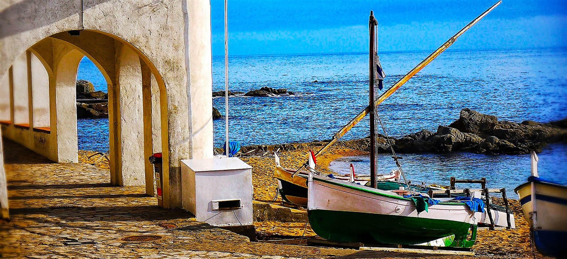 Mittelalterliches Costa Brava