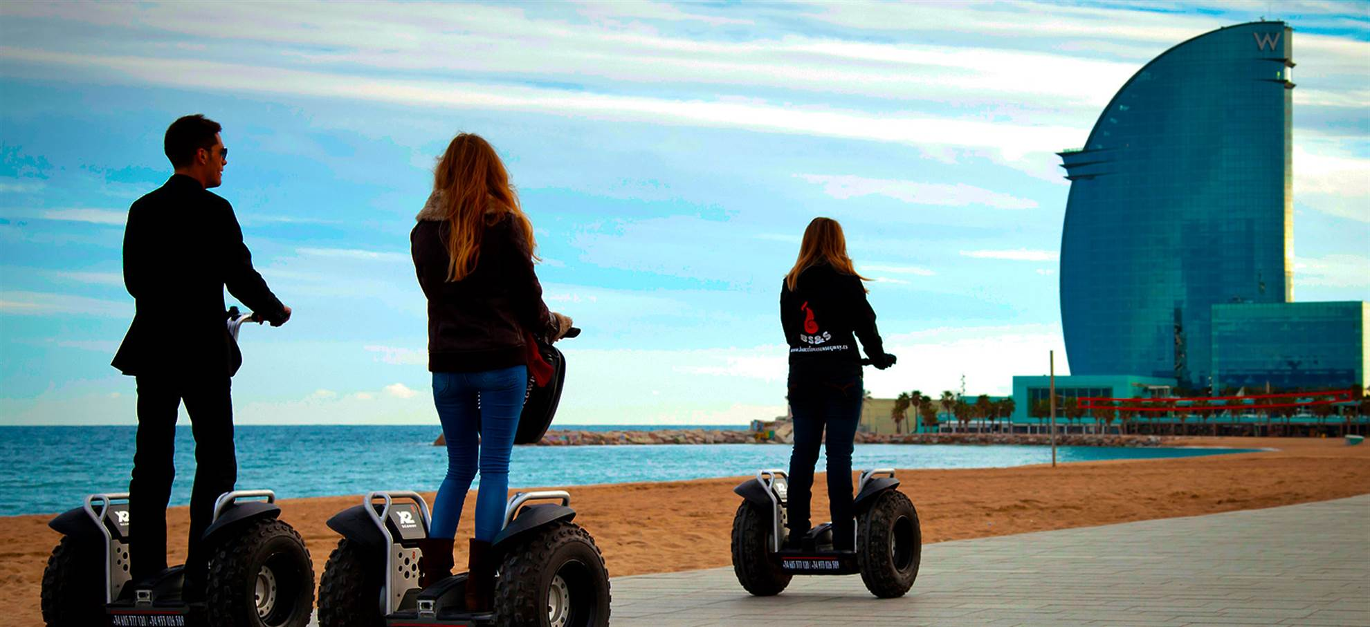 Long Segway Tour