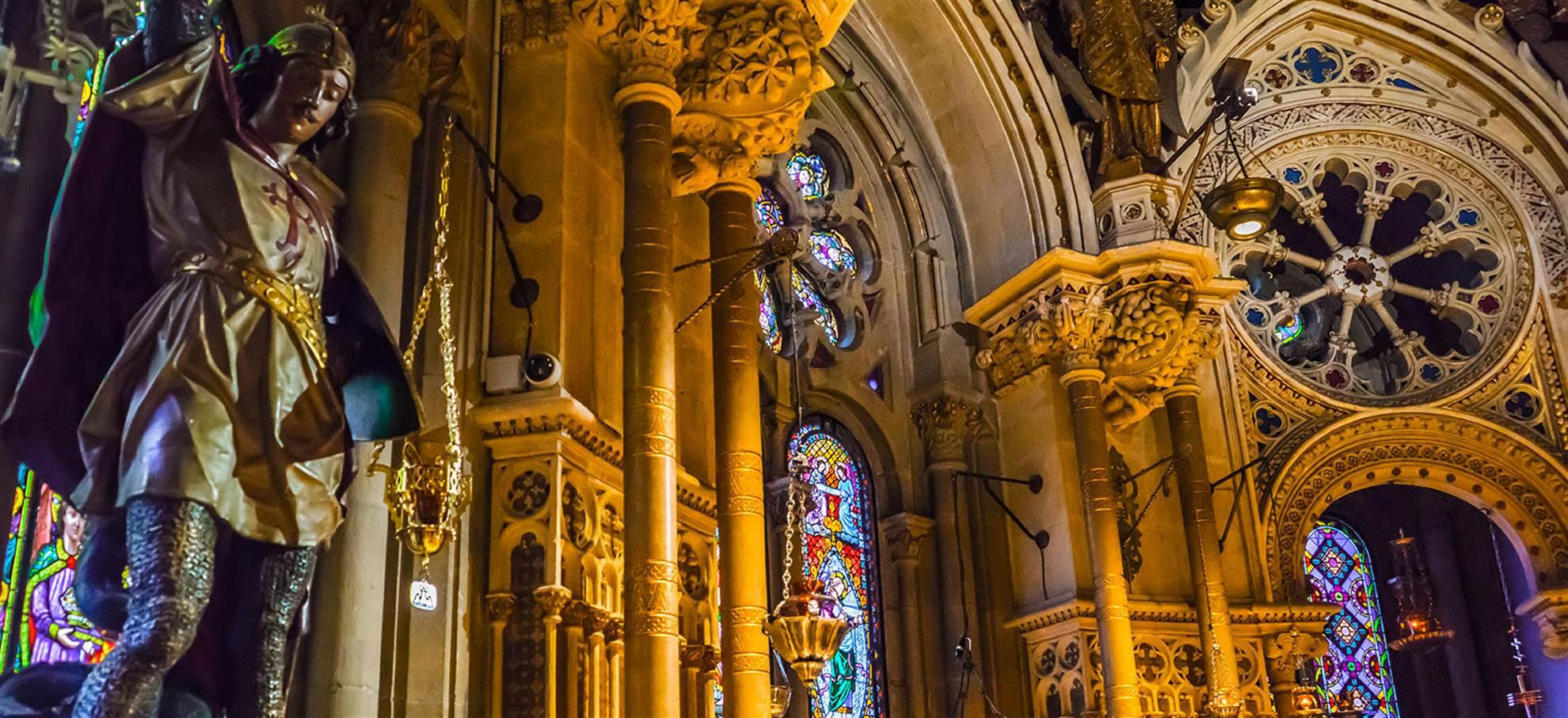 Visita a  Montserrat (BCNMONAM)