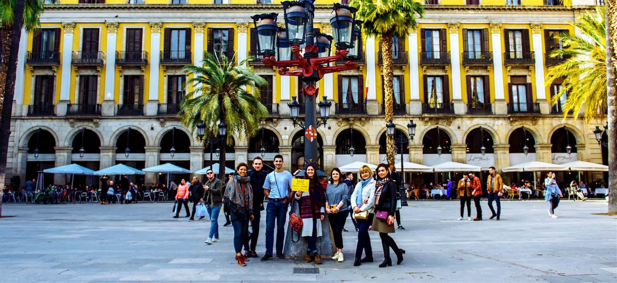 Обзорная прогулка по Барселоне с русскоговорящим гидом