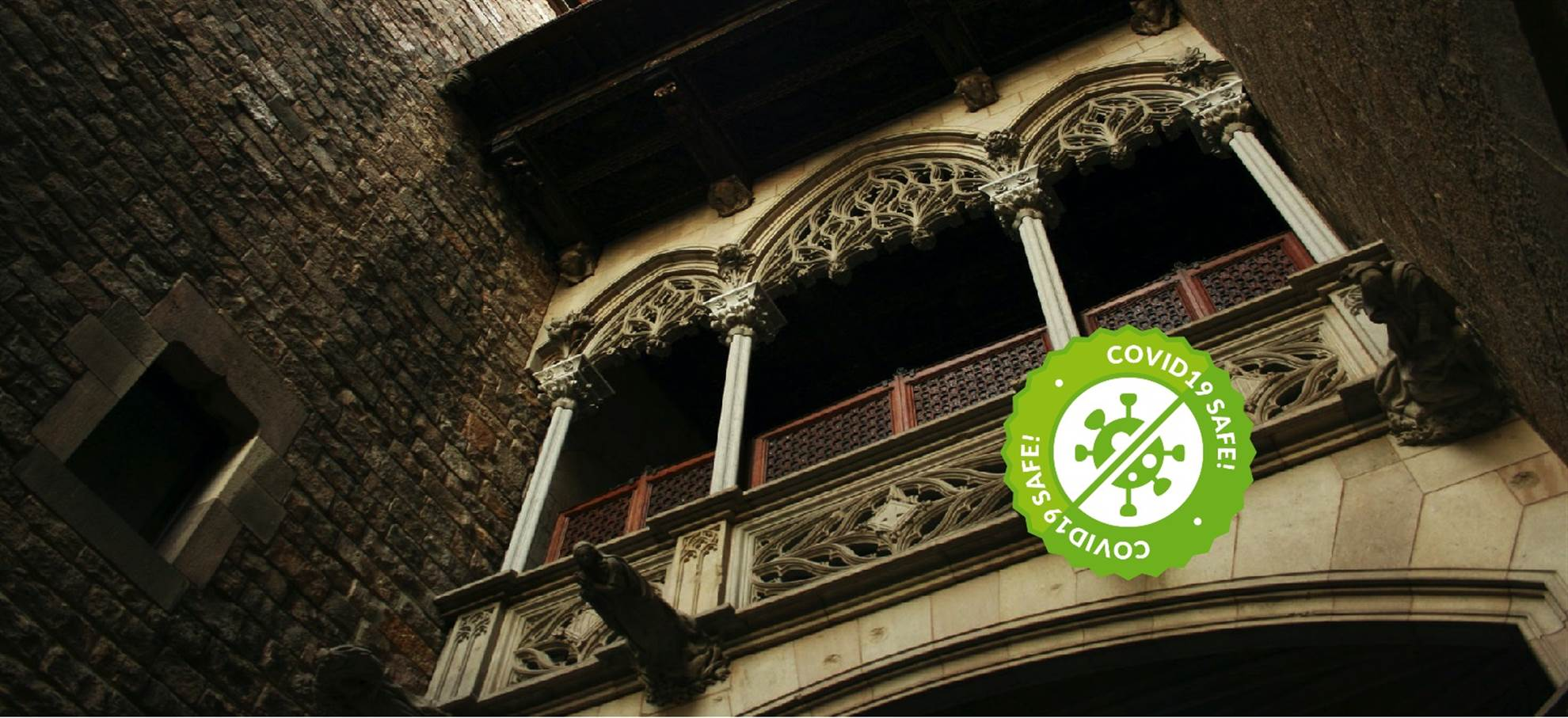 Barrio Gotico guided tour (1.5h)