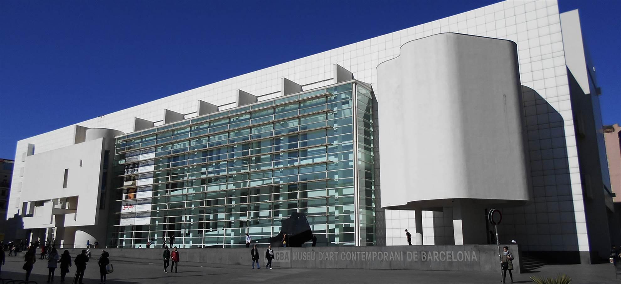 Barcelona Museum für zeitgenössische Kunst (MACBA)