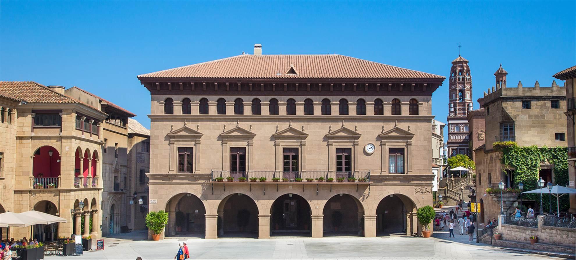 Poble Espanyol - um Museu ao ar livre