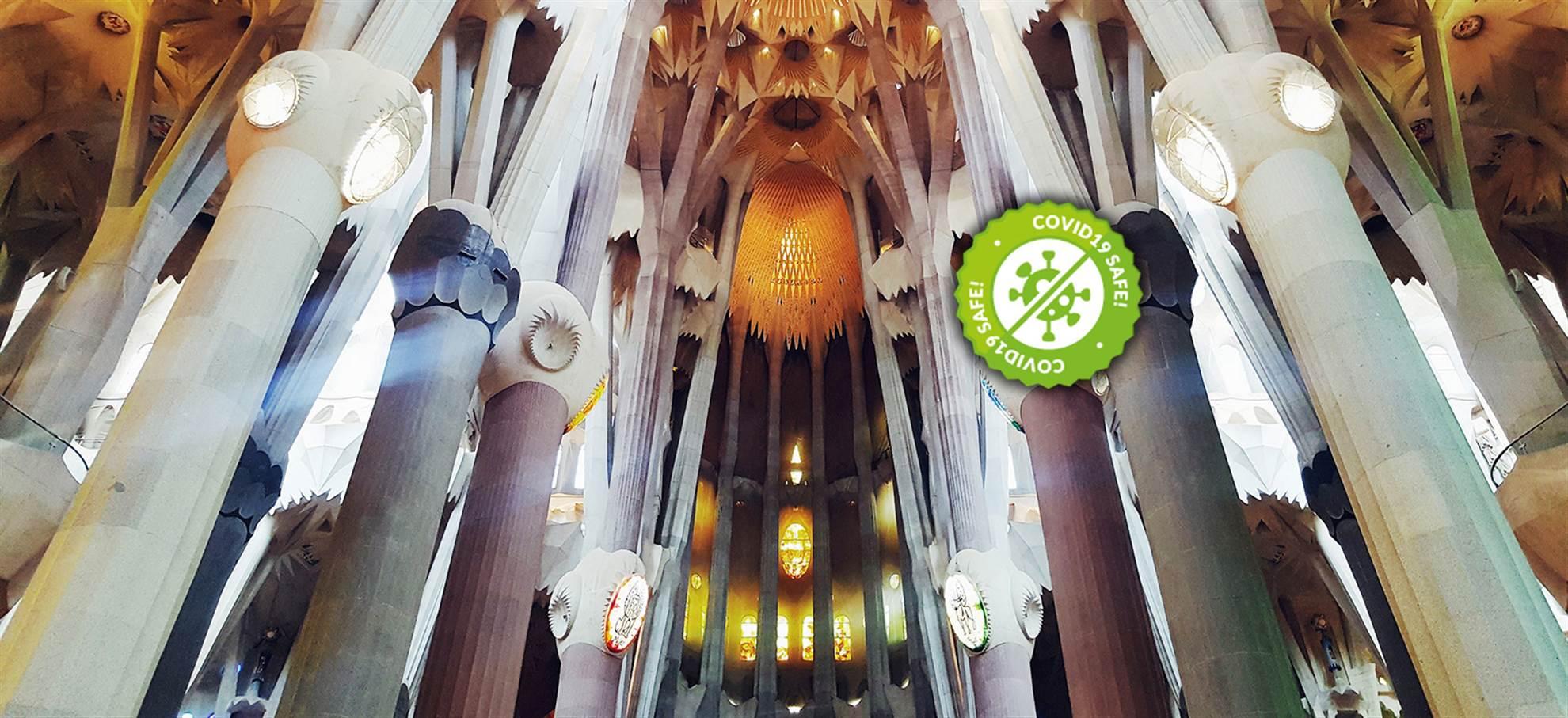 La Sagrada Família –Entrée rapide  !