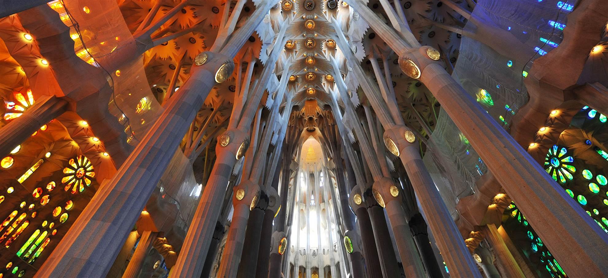Sagrada Familia + Suomalainen Audio-Opas