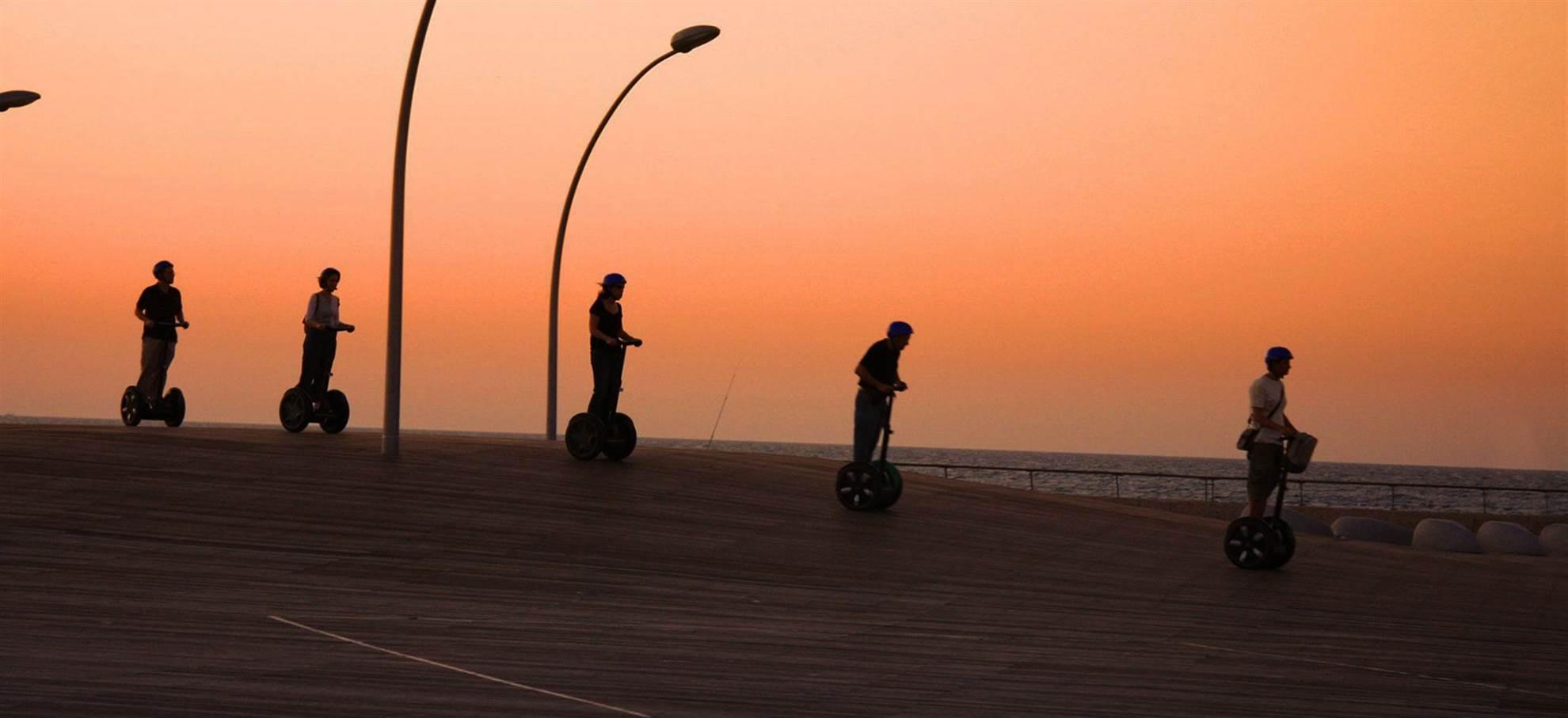 Segway Tour di Barcellona