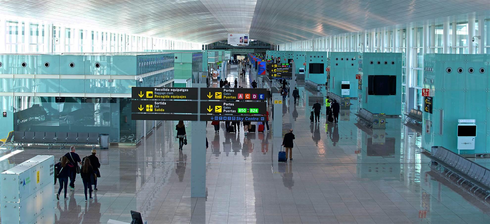 Barcelona El-Prat (BCN) – airport transfer