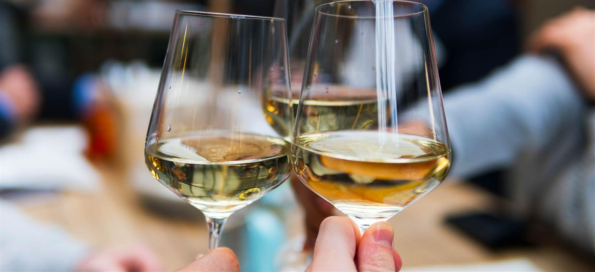 Dégustation de vin catalan