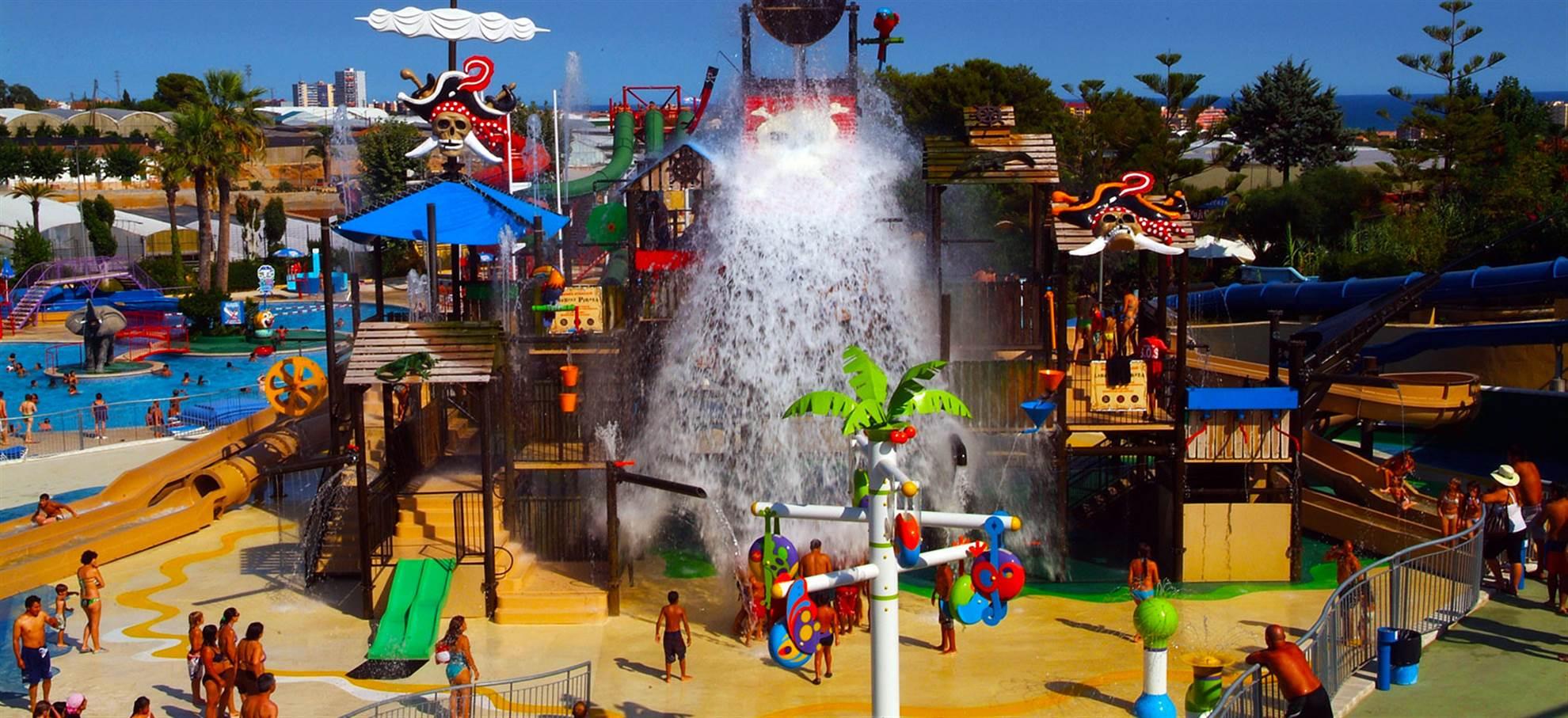 Biglietti L'isola della fantasia - Parco Acquatico