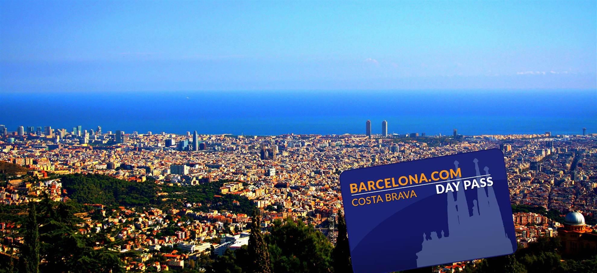 Costa Brava - Barcelona.com Pass Journée