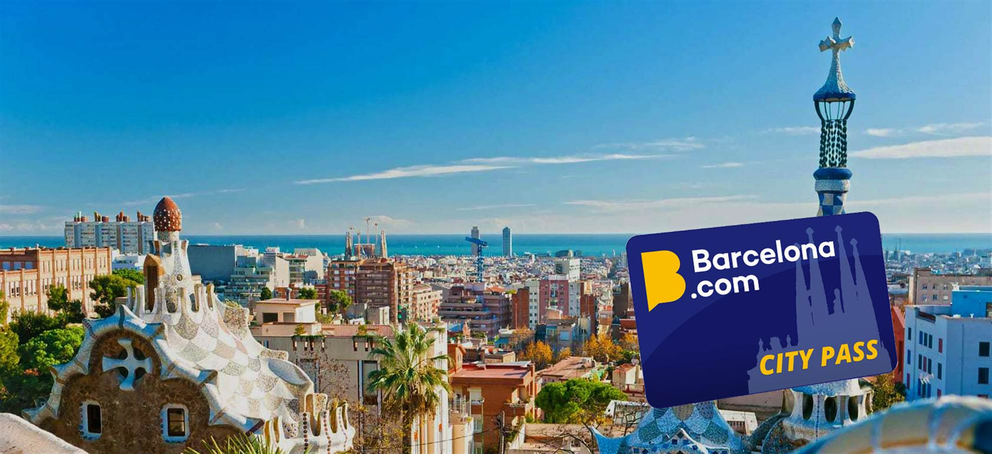 Барселона City Pass