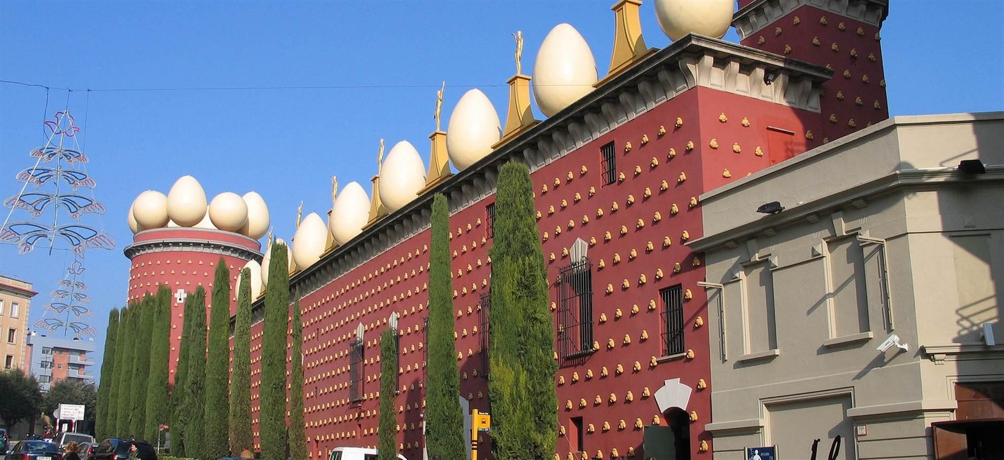 Figueres, Dali & Girona (BCNGDALI)