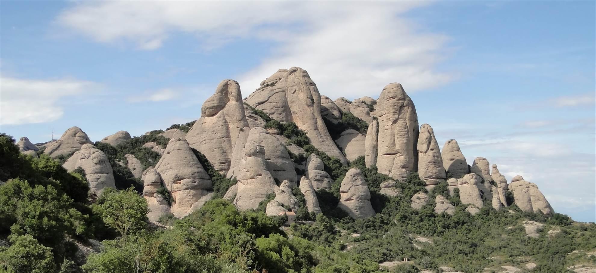 Montserrat Tour (BCNMONAM)