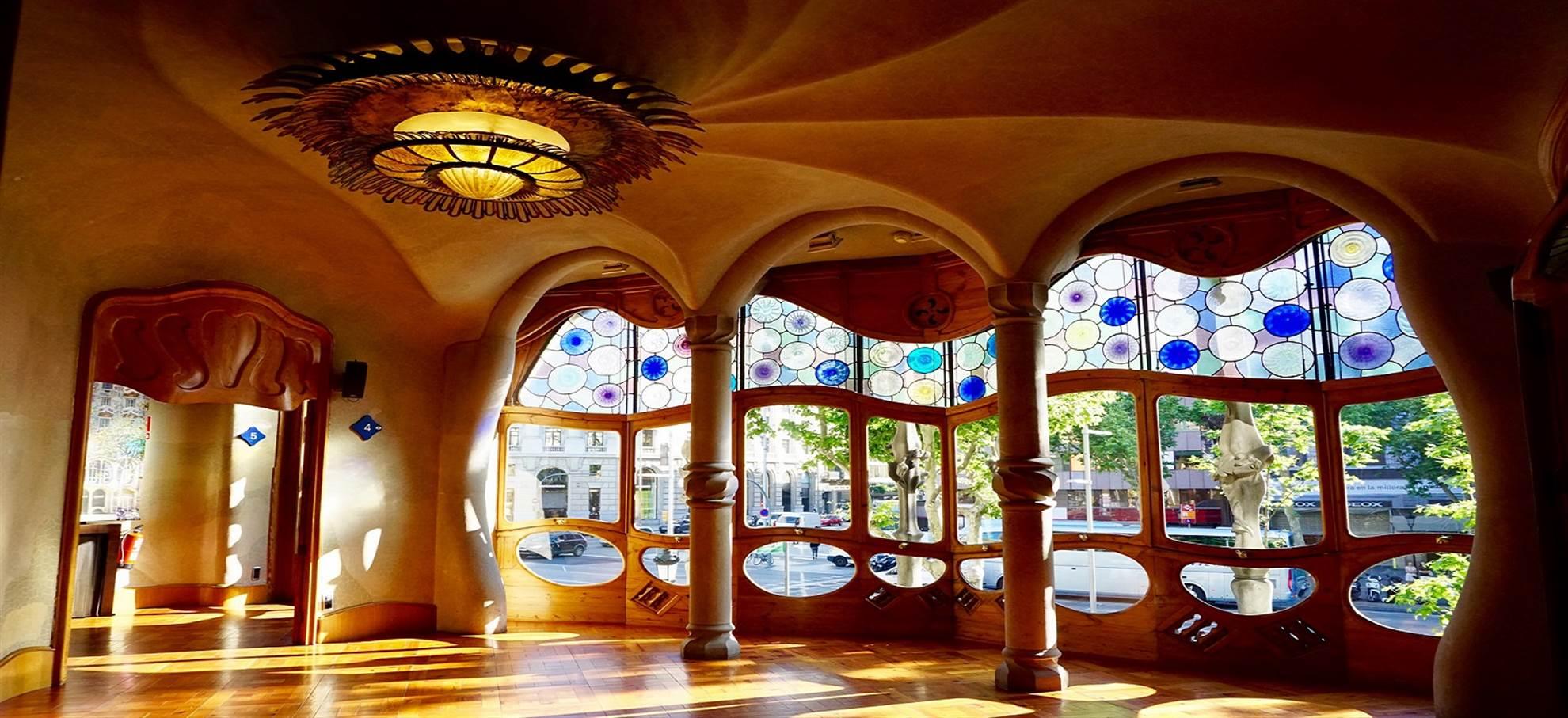 Casa Batlló Gold ticket (VIP-Zugang)