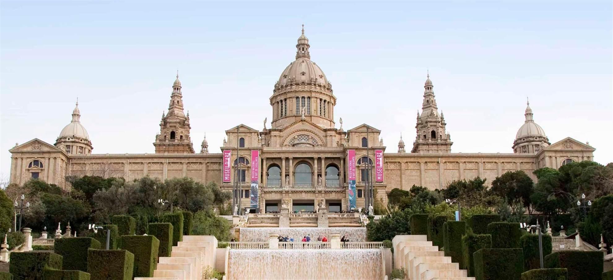 Museu Nacional d'Art de Catalunya Billet coupe-file