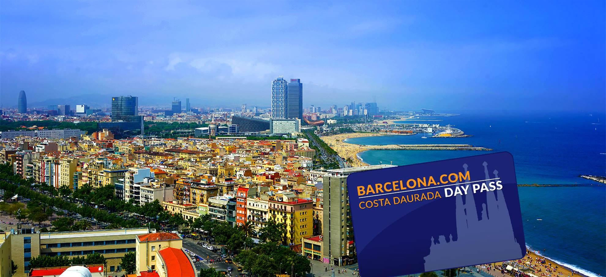 Pass Giornaliero Costa Daurada – Barcelona.com
