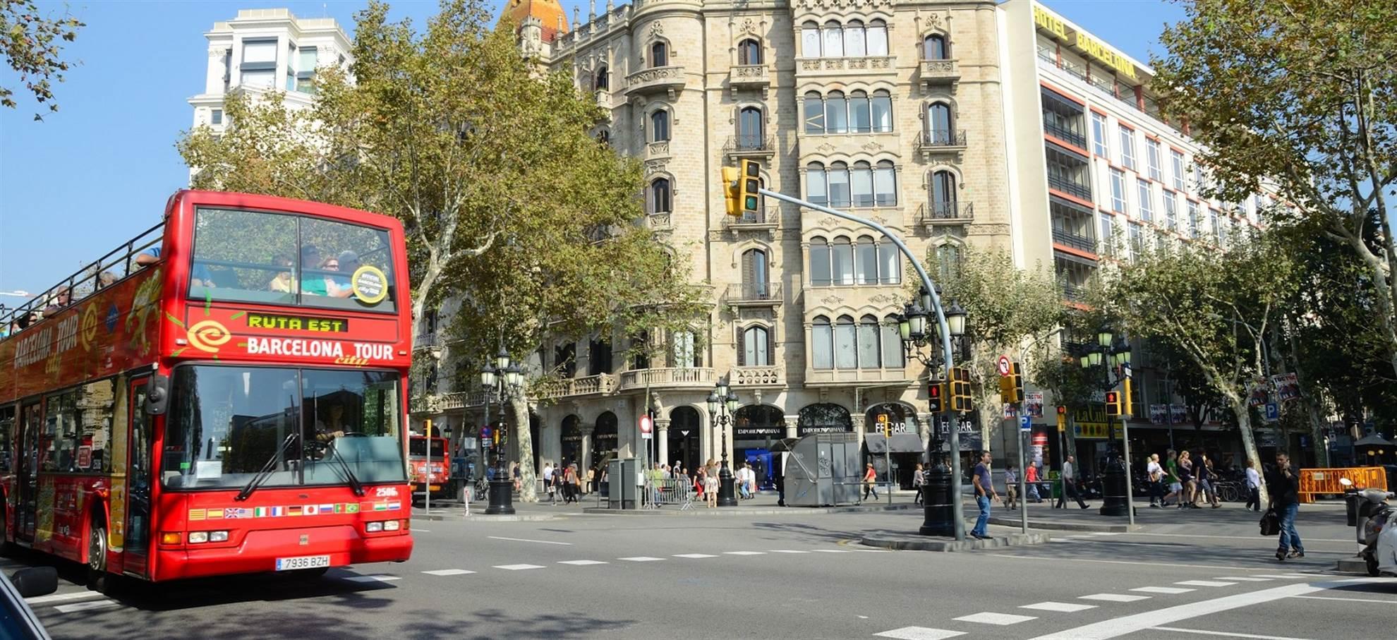 Originele Barcelona Rondleiding