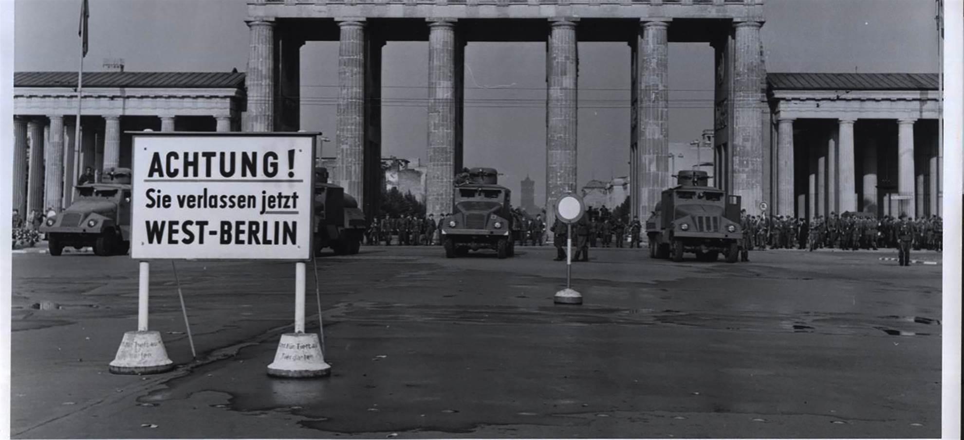 Cold War Berlin Soviet secrets, CIA spies & more