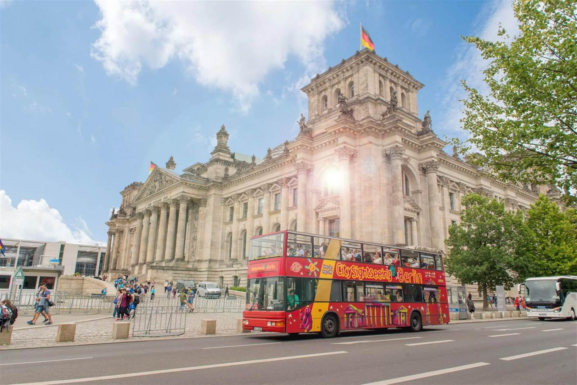 Berlijn Hop on Hop off Bus