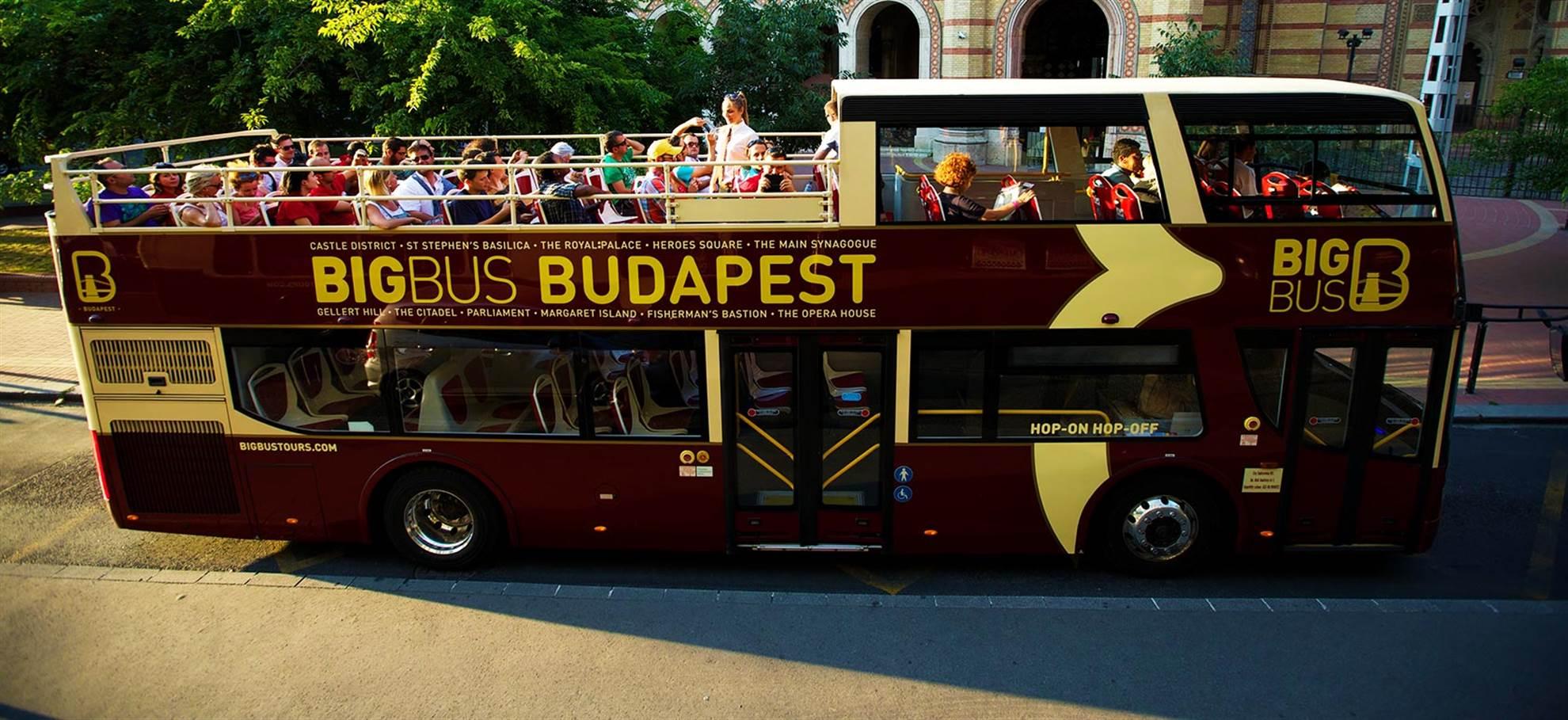 Budapestin kiertoajelu