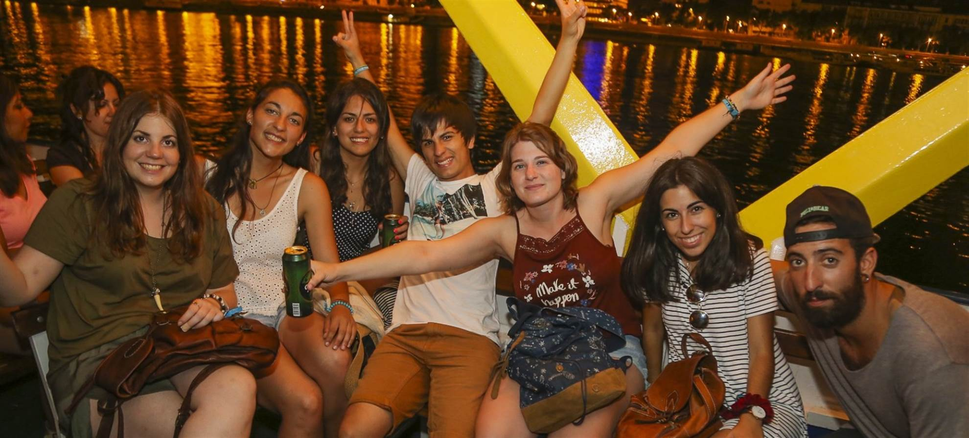 Party on the Danube