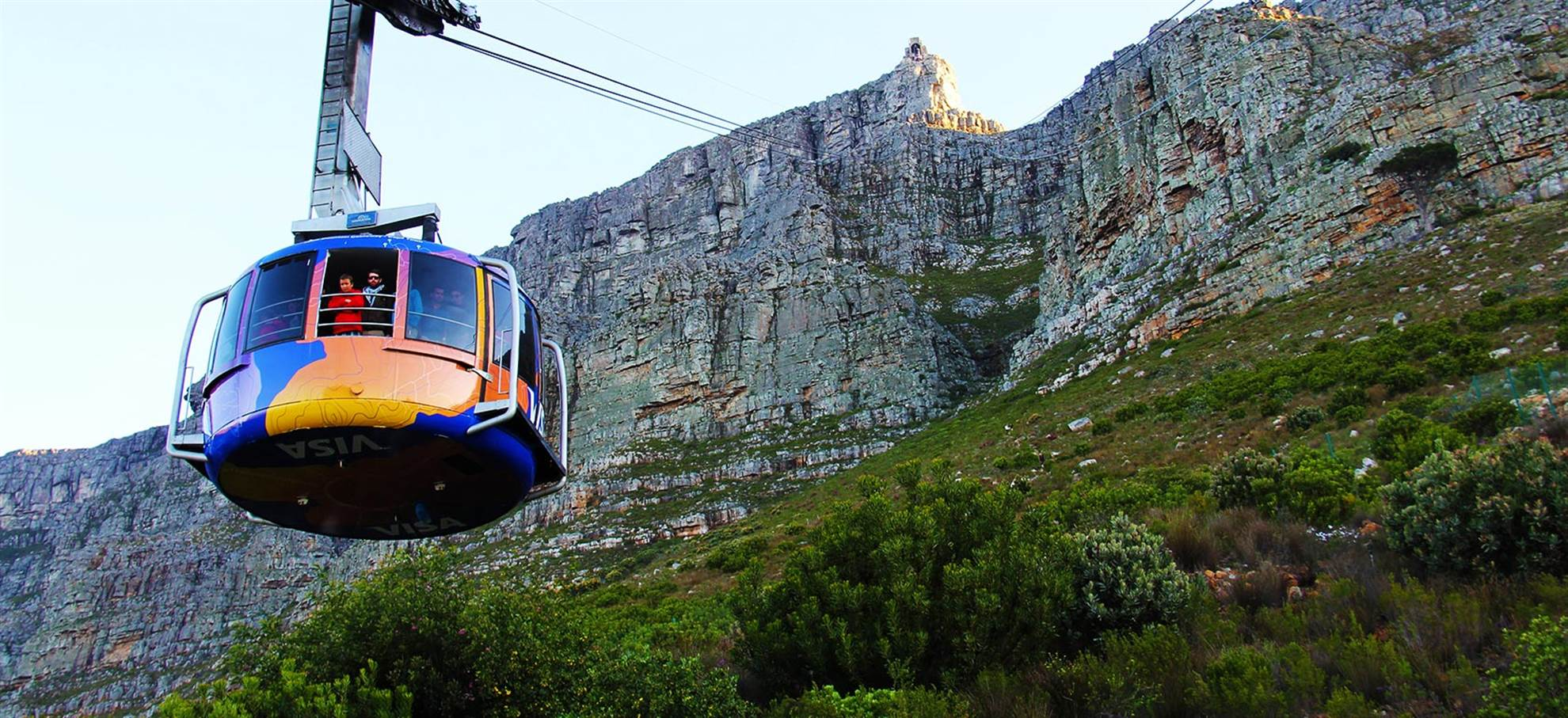 Funicular Table Mountain