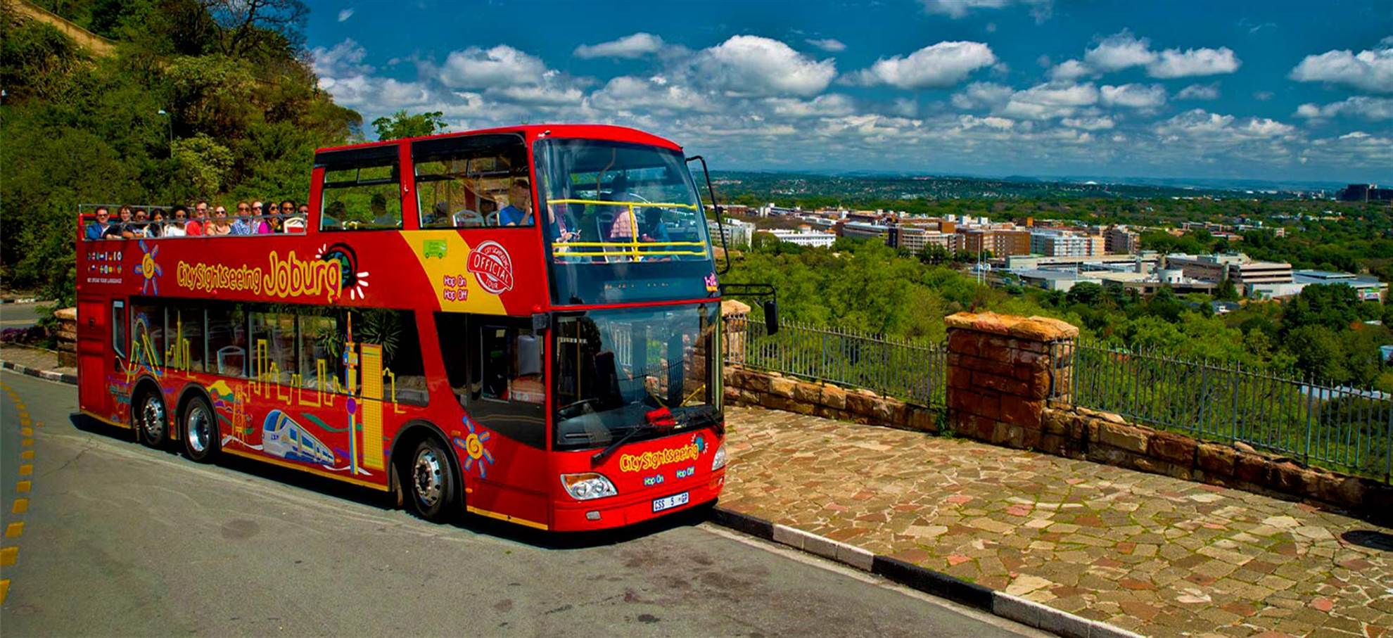 Johannesburg Hop-on Hop-off Bus