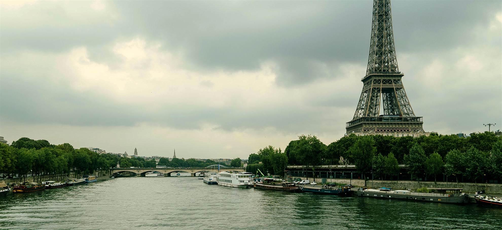 Parijs City Tour & Seine Rivier Cruise