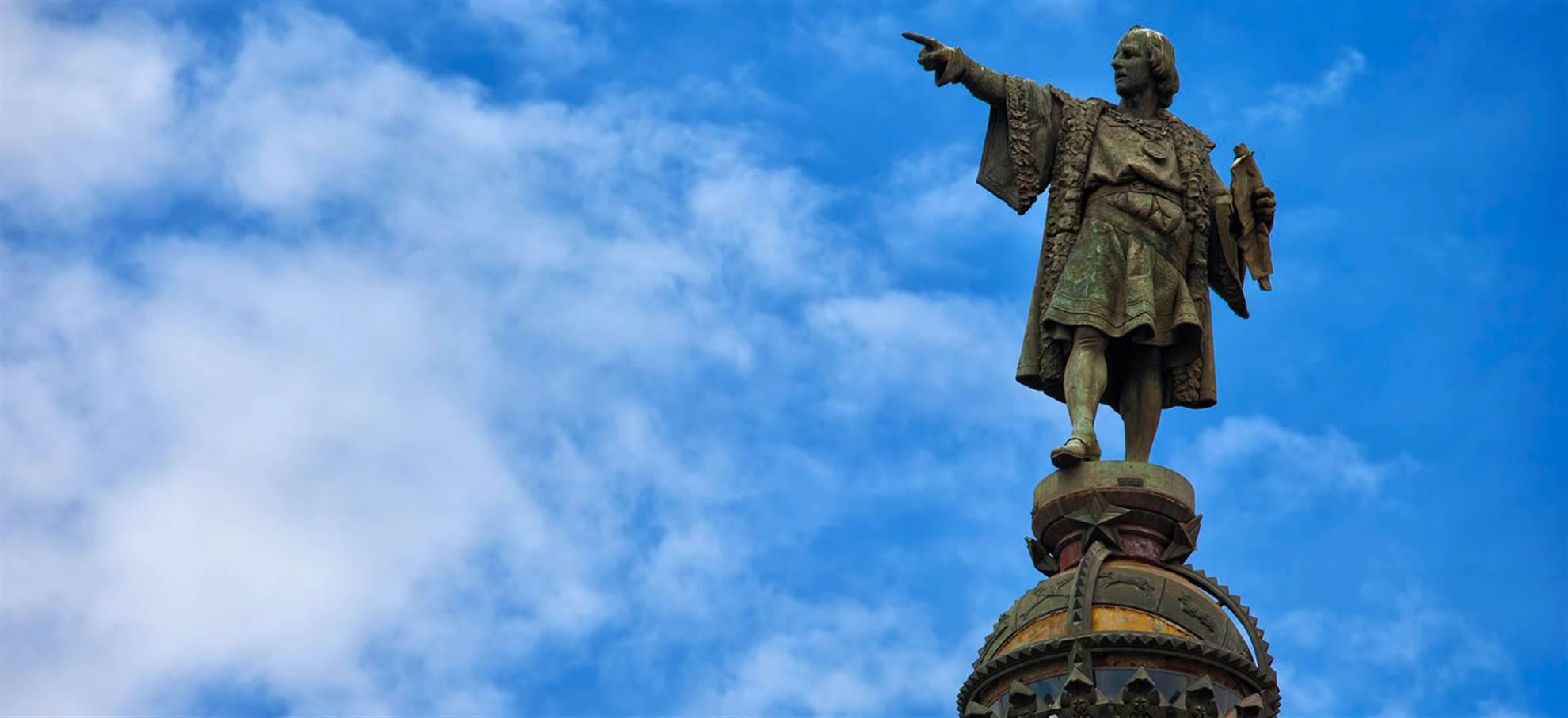 Le Monument de Christophe Colomb