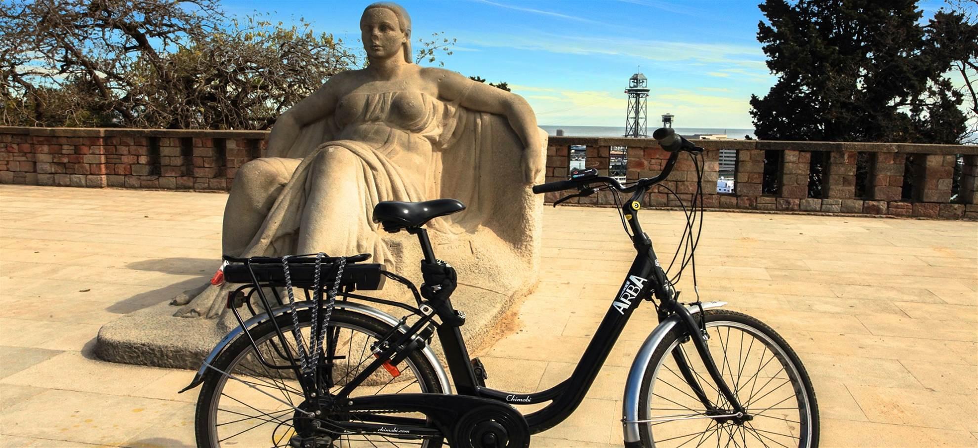 Location de E-Bike à Barcelone