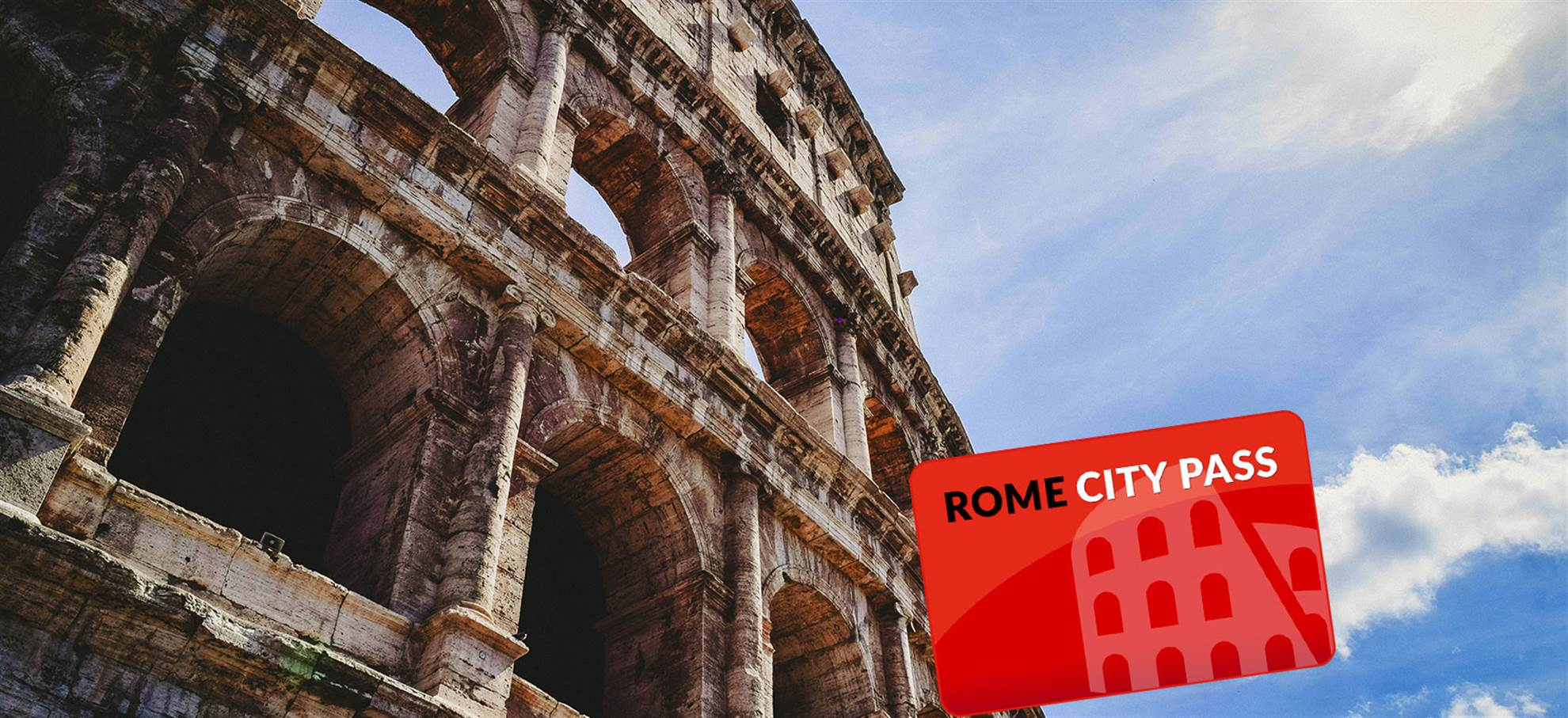 Rome Tourist Card (including Colosseum, Saint Peter and Public Transportation Card)