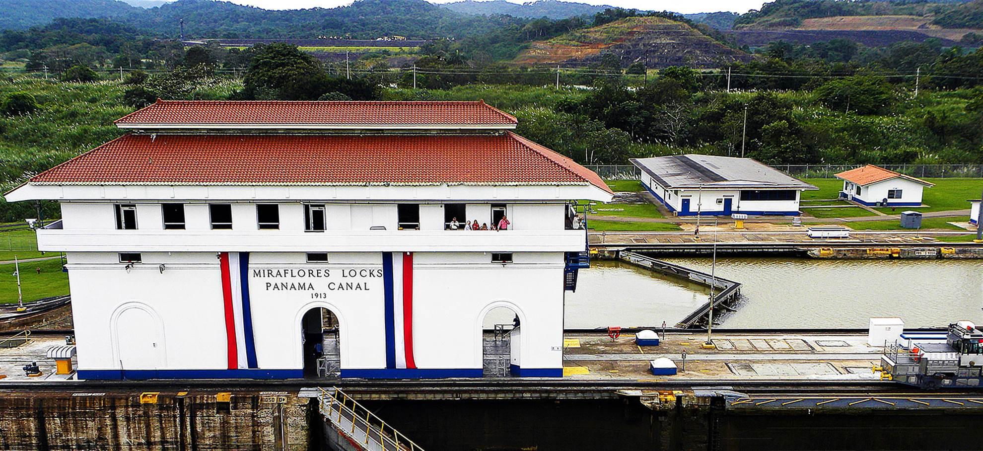 Panamakanaal: Halve dag tour