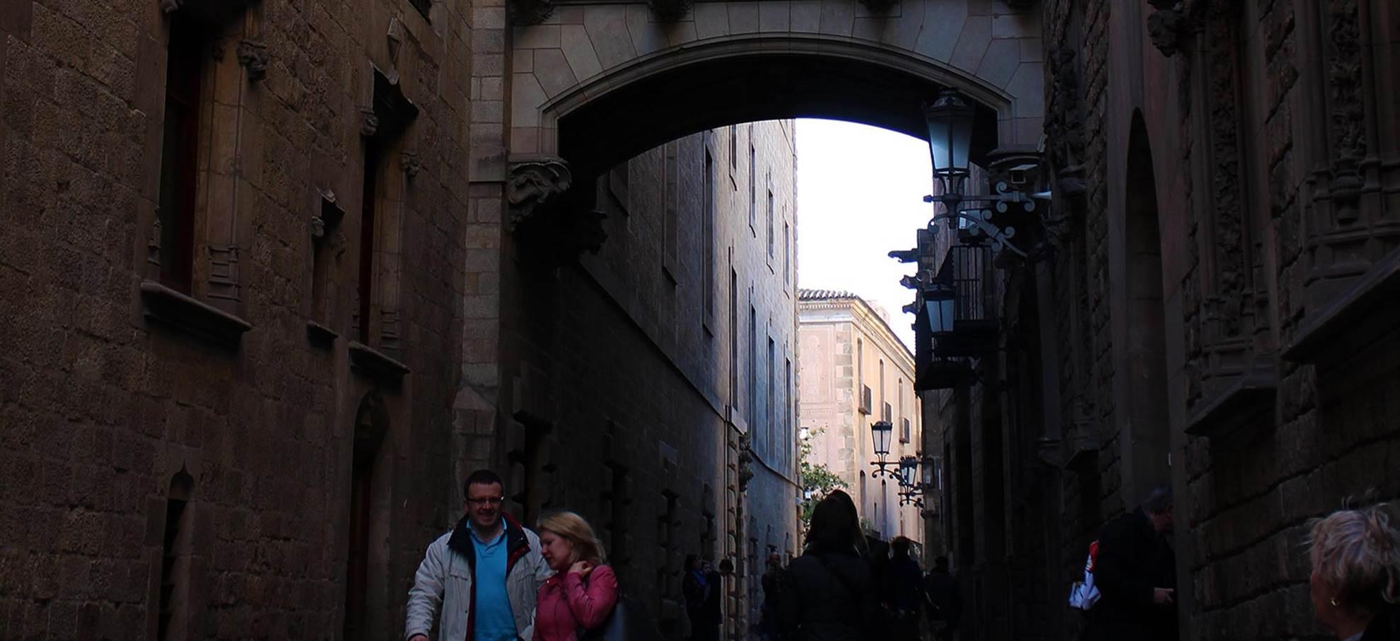 Visite guidée Barrio Gotico