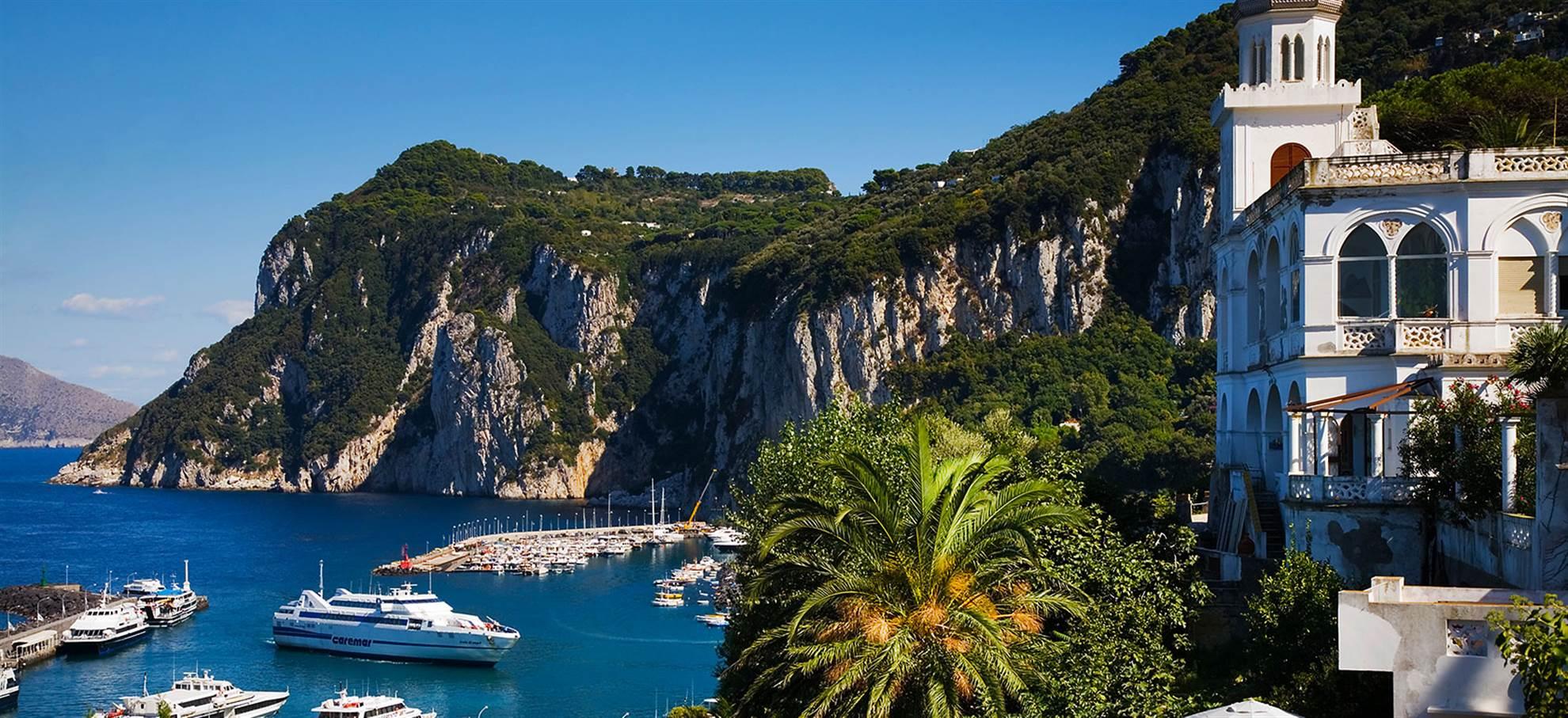 Capri Island (Code T12 AM)