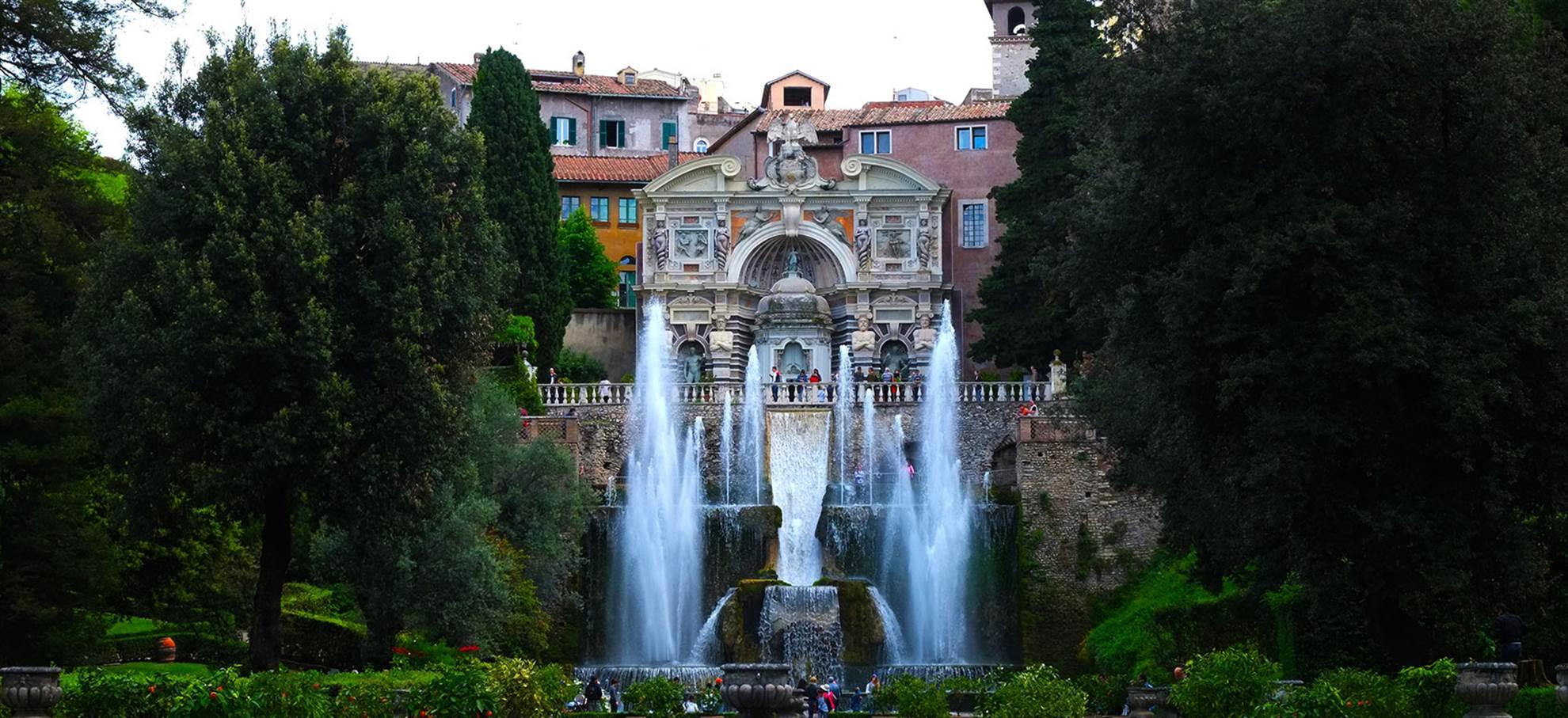 Tivoli and its Villas (Code T5 AM)